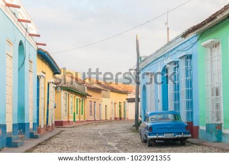 trinidad  cuba   january 28 ...