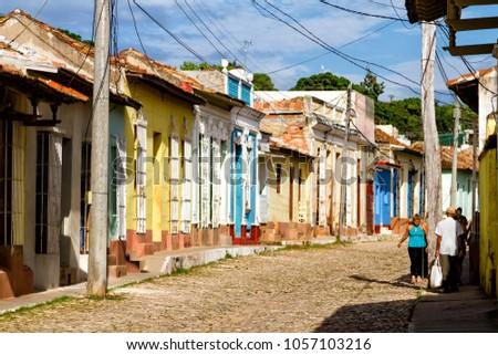 trinidad  cuba   november 21 ...