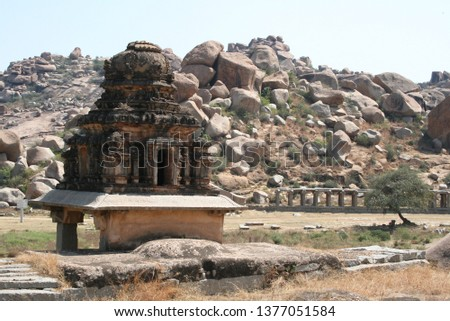 Trip to Hampi, India