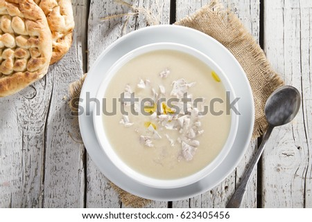 Tripe, Brain soup, iskembe corbasi, turkish traditional hangover cure