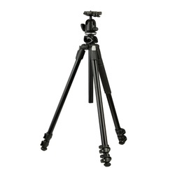 Tripod for photographer on a white background. photo tripod isolated on white background.