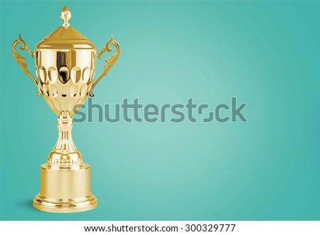 Trophy, Cup, Sport.