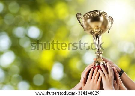 Trophy Winning.