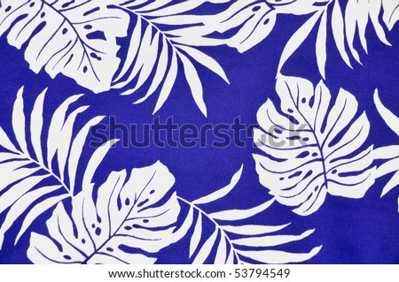 tropical background pattern / texture