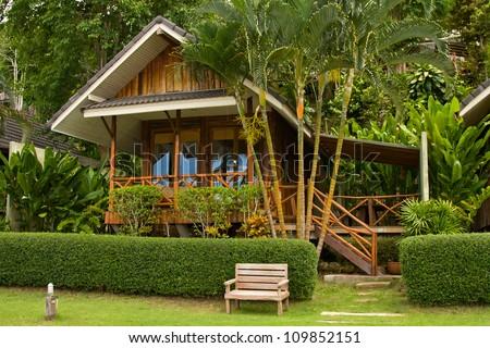 Tropical Island House Designs House Design