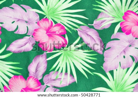 Tropical Design Background