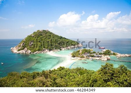 Tropical Island Paradise Koh Tao