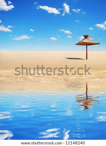 Tropical sunshade