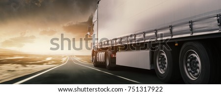 Truck panorama #751317922
