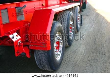 Truck weehls #419141