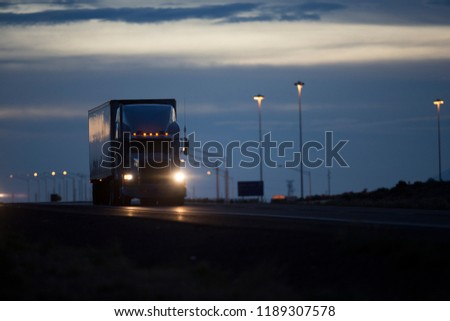 Trucking Industry Shipping