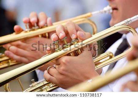 Trumpet theme #110738117