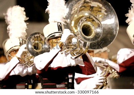 Trumpet & Tuba Player