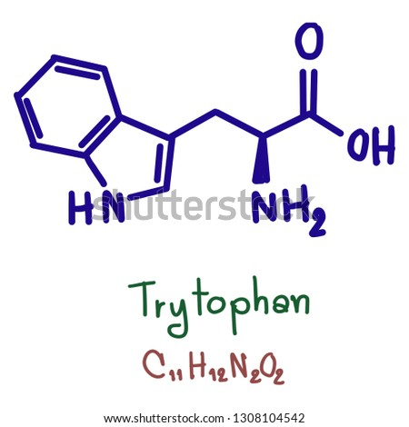 Tryptophan is an α-amino acid that is used in the biosynthesis of proteins. Tryptophan contains an α-amino group, an α-carboxylic acid group, and a side chain indole, making it a non-polar aromatic