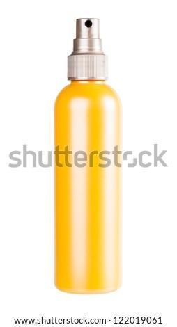 Tube isolated on white background