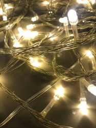tumblr lamps for christmas decoration. Warm colors
