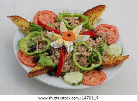 tuna salad and more