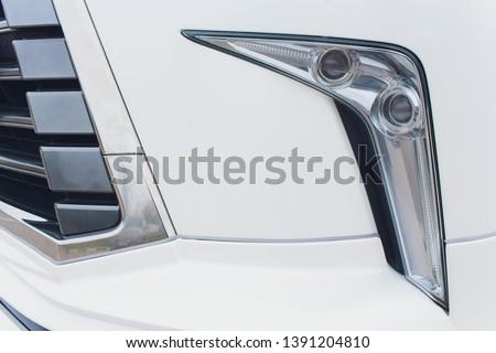Tuned Customised Cars kit car white body. #1391204810