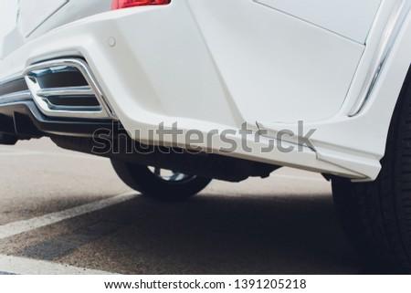 Tuned Customised Cars kit car white body. #1391205218