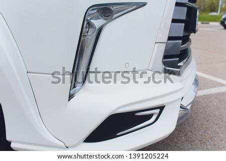 Tuned Customised Cars kit car white body. #1391205224