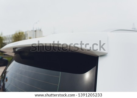 Tuned Customised Cars kit car white body. #1391205233