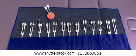 Tuning Fork Set #1152869051