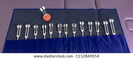 Tuning Fork Set #1152869054