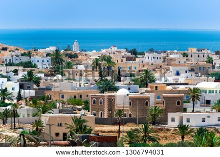 Tunisia. Djerba island. Guellala