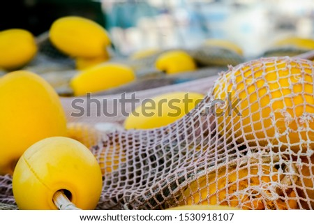 Tunisia Mahdia port tackle fisherman #1530918107