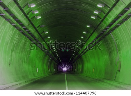 Tunnel open for traffic