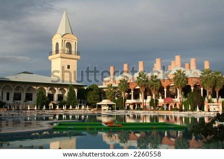 Antalya. Hotel Topkapi Palace