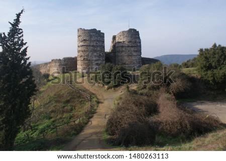 Turkey Country, Beykoz Town, Yaros Castle #1480263113