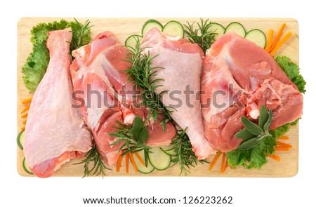 Turkey leg