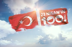 Turkish April 23 National Sovereignty and Children's Day