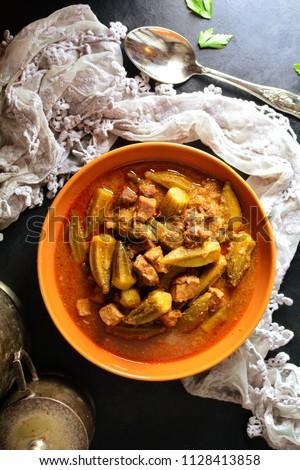 Turkish Okra Stew