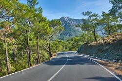 Turkish Riviera. Kumluca district of Antalya Province on the Mediterranean coast of Turkey