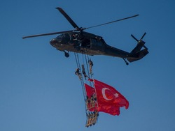 turkish special forces helicopter aviation