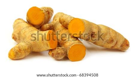 Turmeric - stock photo