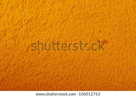 turmeric powder background