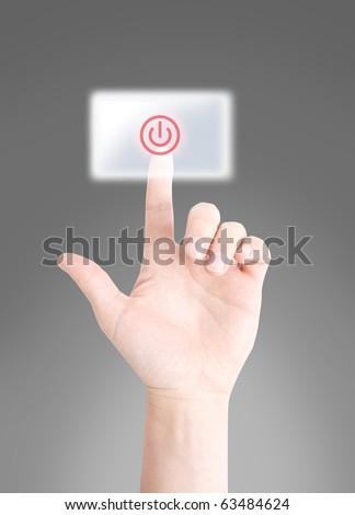 Turn off button