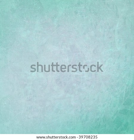turquoise abstract on cracked textured background