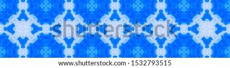 Turquoise Decor. Decor Decorative Tiles. Blue Ethnic Africa. Sky Patchwork. Oriental Tile. Winter Xmas Background. Blue Italian Ceramics. Ethnic Template.