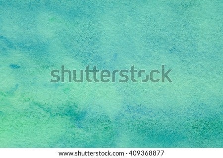 Turquoise Paper Texture. Background #409368877