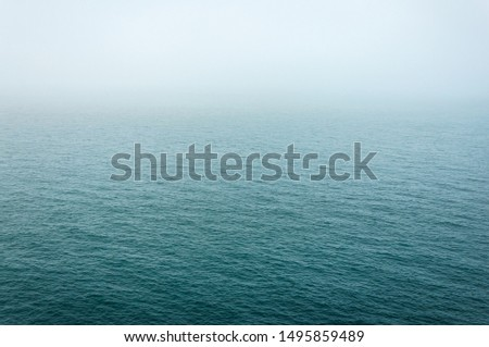 turquoise serene calm sea with gradient #1495859489