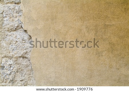 Tuscany Wall Texture Background 11