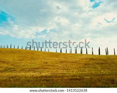 Tuscany where dreams come true #1413522638