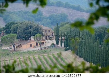 Tuscany where dreams come true #1413522677