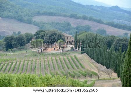 Tuscany where dreams come true #1413522686