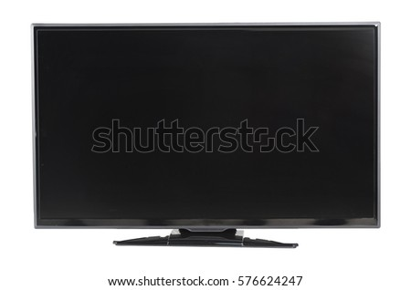 TV isolated #576624247