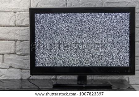 No signal TV screen Images and Stock Photos - Avopix com